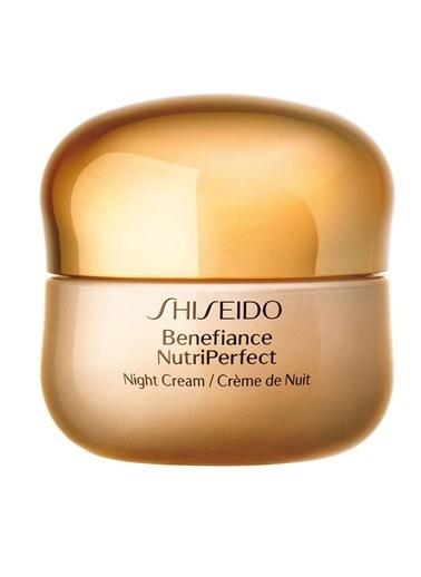 Shiseido Shiseido Benefiance Nutri Perfect Night Nemlendirici Renksiz